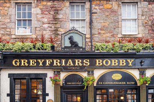 Beer Edinburgh Scotland