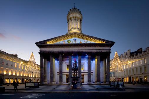 Gallery of Modern Art Edinburgh Scotland