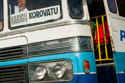 Bus Fiji