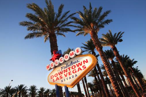 Downtown Las Vegas Baby