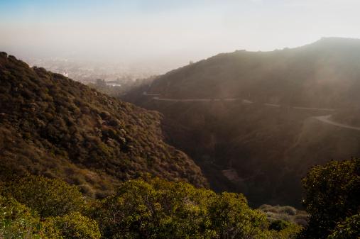 Los Angeles Runyon Canyon