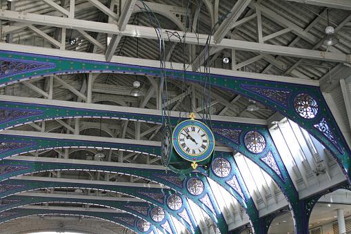 34681a054711 Smithfield Market Building Manchester England