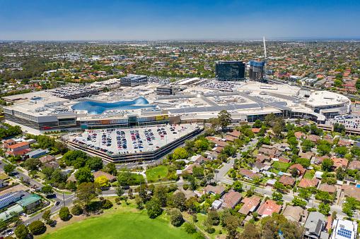 Melbourne Chadstone Shopping Centre