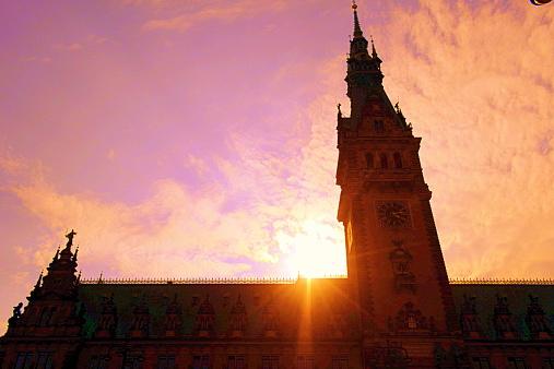 New Town Hall and Glockenspiel Munich