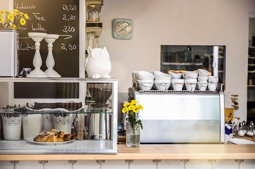 Cafe coffee munich germany