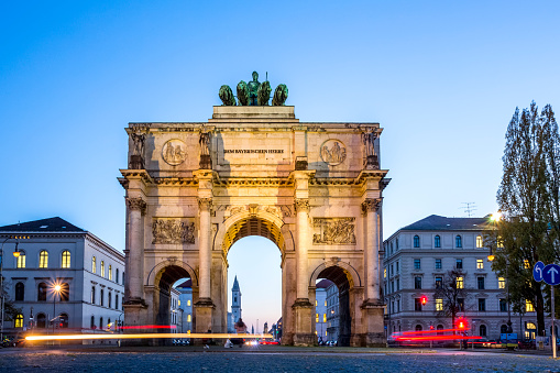 Victory Gate munich