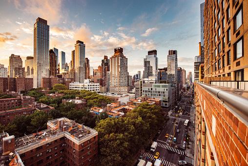 Upper Manhattan New York