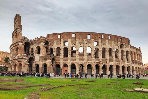Colosseum, Centro Storico, Rome
