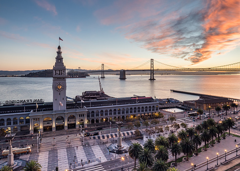 Embarcadero San Francisco