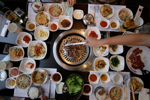 korean barbecue singapore