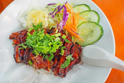 Singapore local street food