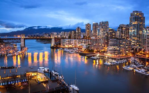 Granville Vancouver