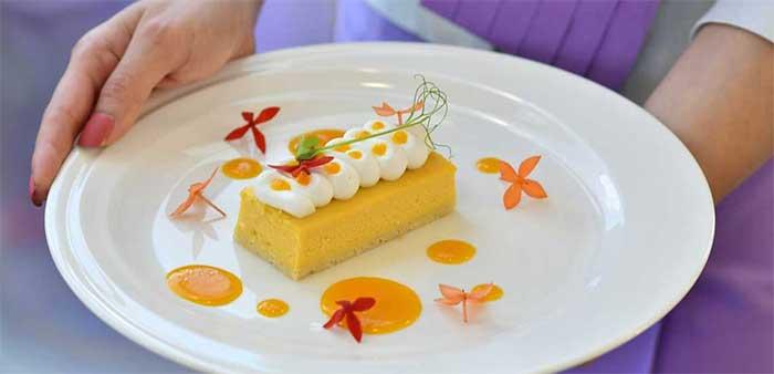 Thai Airways dining pop up restaurant