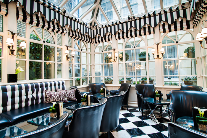 The Milestone Kensington Hotel review - The Conservatory