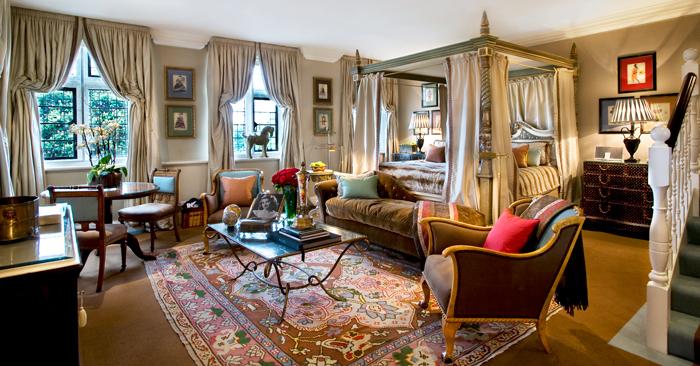 The Milestone Kensington Hotel review - Viscount Suite