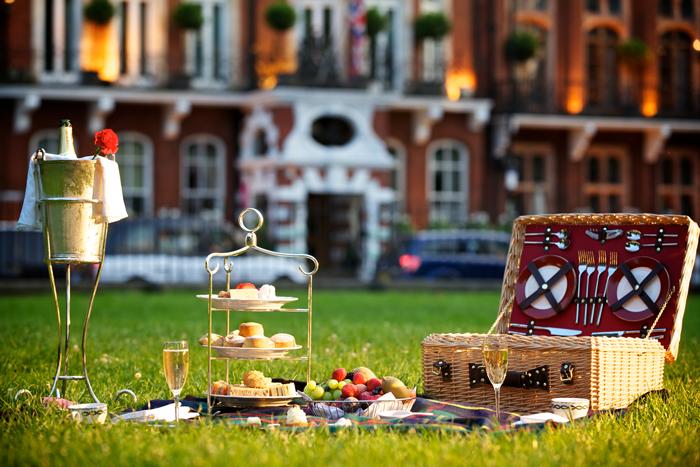 The Milestone Kensington Hotel review - Picnic