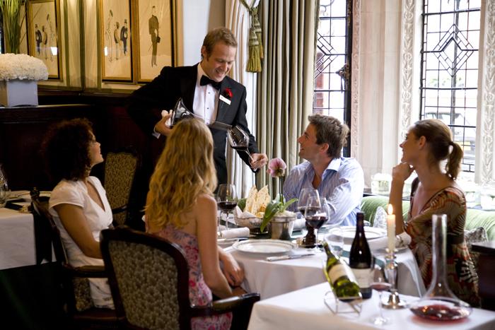 The Milestone Kensington Hotel review - restaurant