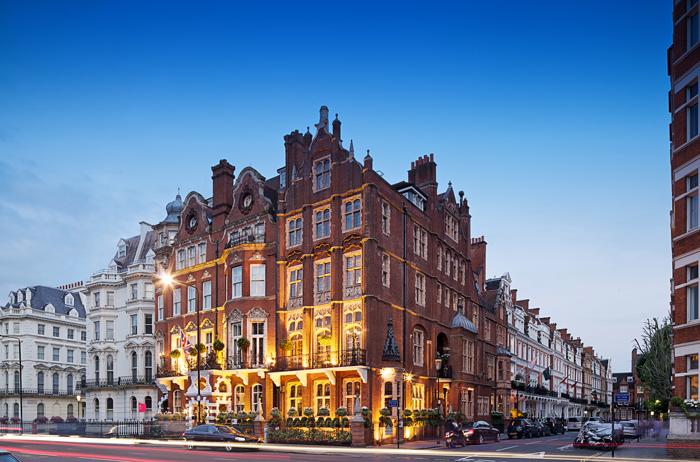 The Milestone Kensington Hotel review - External image