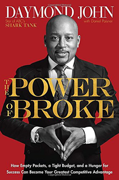 Cover of the book The Power of Broke.