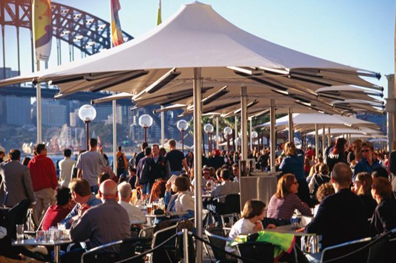 Circular Quay cafes and restaurants, Sydney