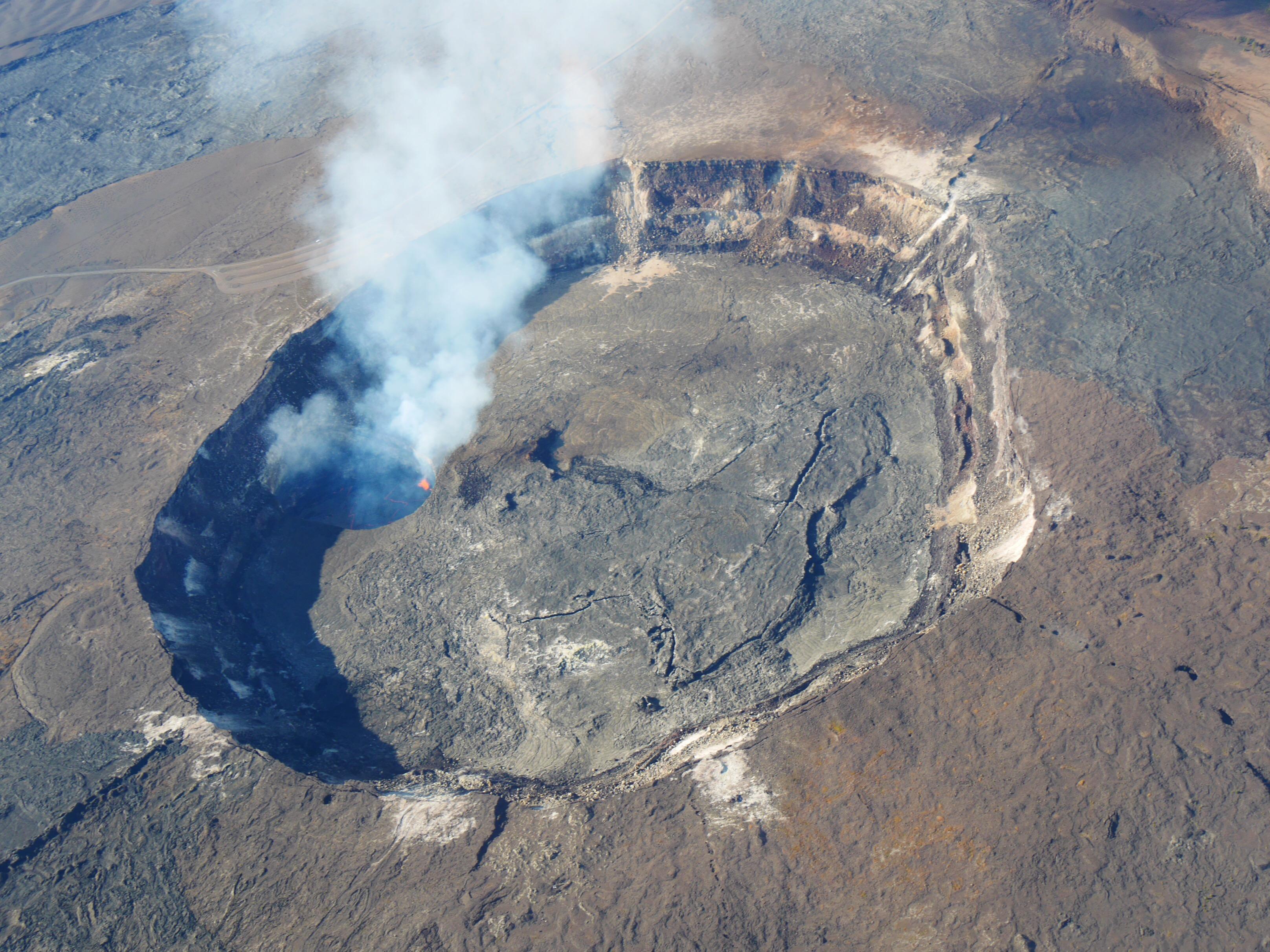 Kīlauea, the world's most active volcano