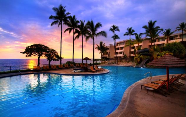 Sheraton Kona Resort and Spa at Keauhou Bay