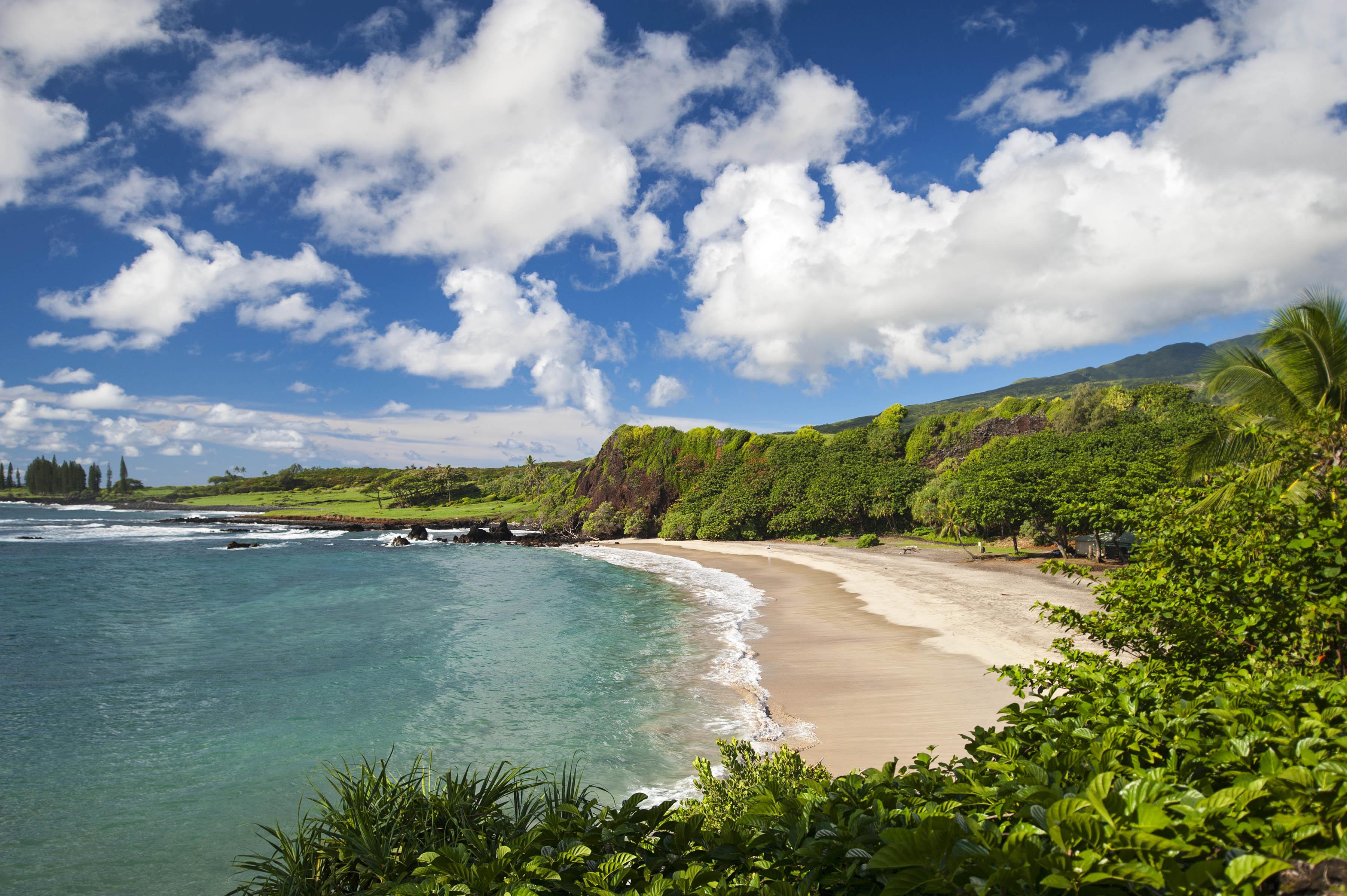 Hamoa Beach Hāna Maui