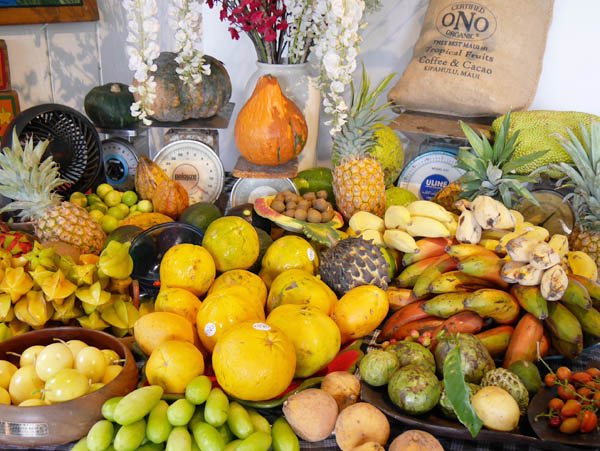 ONO Organic Farm, Maui