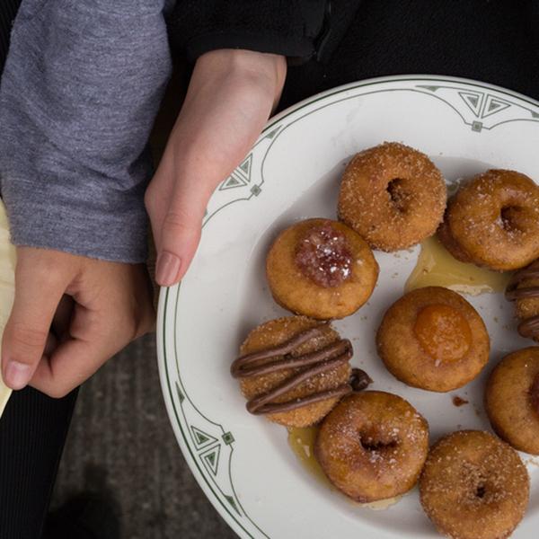 Pip's Original Doughnuts, Portland, USA