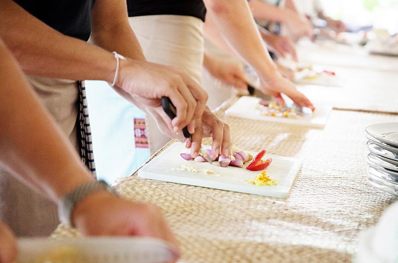 Cooking class in Ubud, Bali