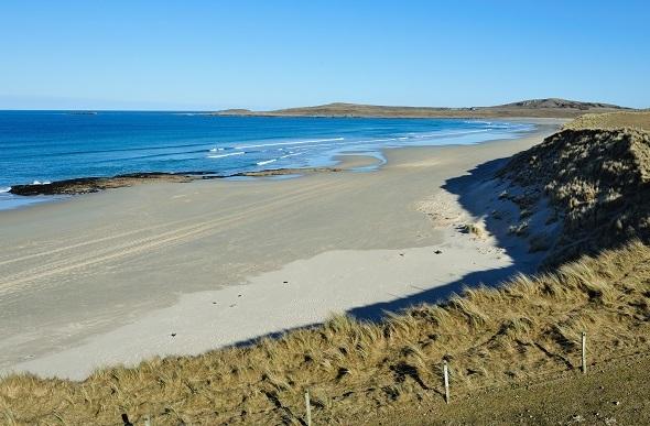 British beach machir bay islay