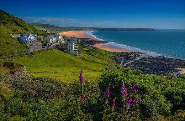 woolacombe bay uk