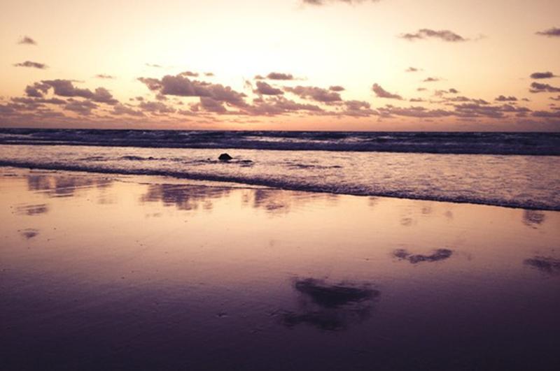 Sunrise at Cable Beach, Western Australia