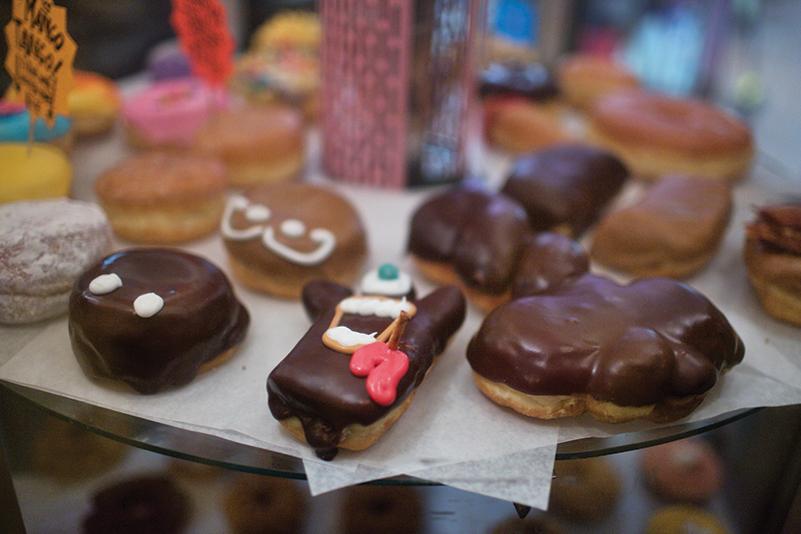 Voodoo Doughnut signature donut