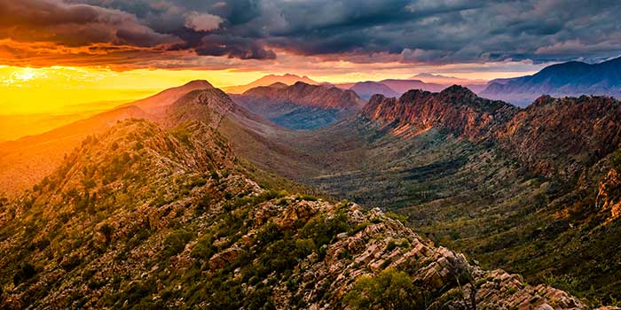 West Macdonnell ranges national park