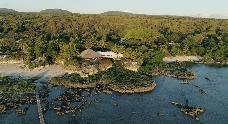 white grass ocean resort tanna island vanuatu