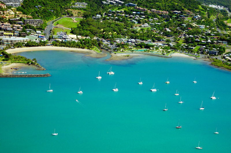 Airlie Beach, Queensland.
