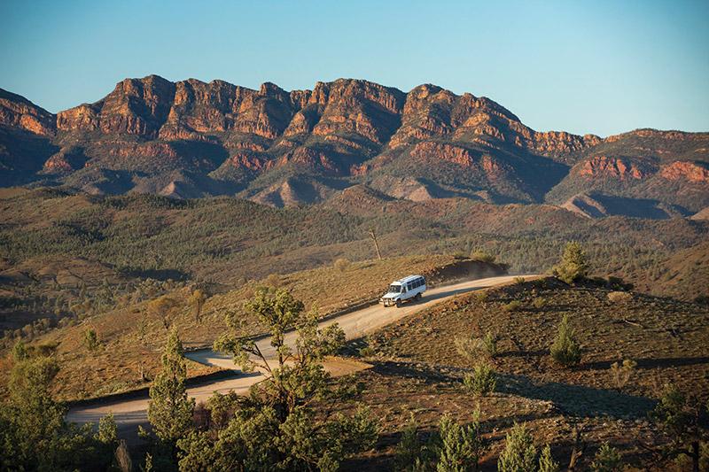 Wilpena Pound Tourism Australia