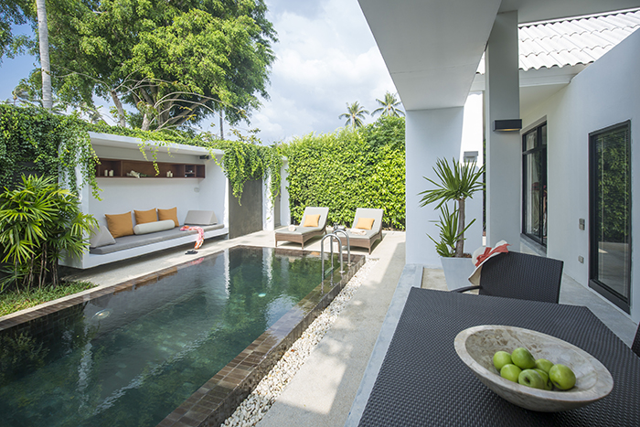 X2 Koh Samui's Royal Spa Villa sure is inviting!