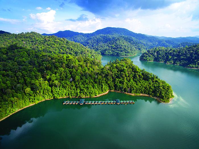 Elephant hills resort phuket thailand