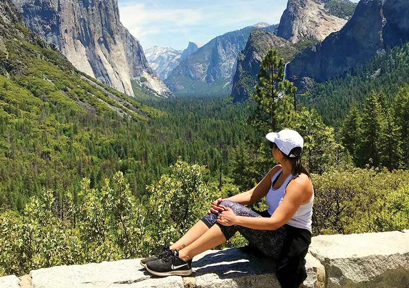 Yosemite national park cassie laffey