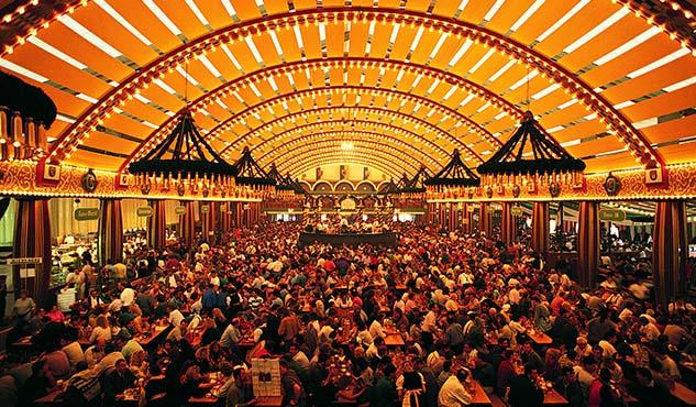 Oktoberfest celebration, Munich